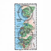 Kohal Coast detail map from Big Island map