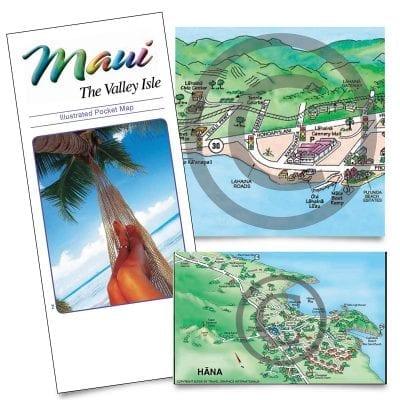 TGI Maui map
